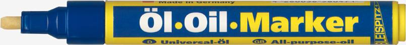 Punktöler, Silikon-Öl-Marker