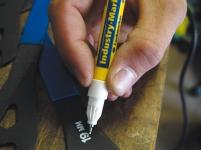 Lack-Marker, Lackmarker, Paint-Marker, Lackmalstift